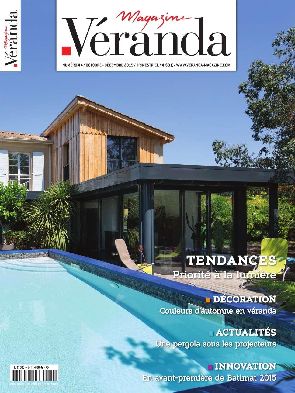 Veranda Magazine 44 - Octobre 2015