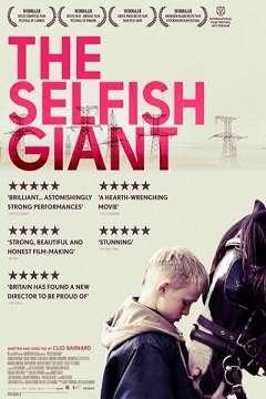 Bencil Dev - The Selfish Giant - 2013 Türkçe Dublaj BRRip indir