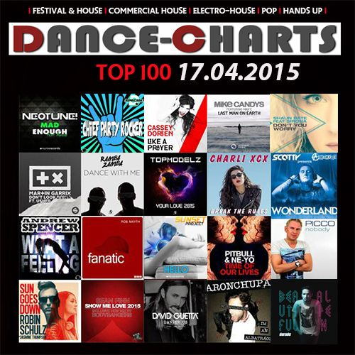 Dance-Charts - Top 100 Week 16 (17.04.2015)