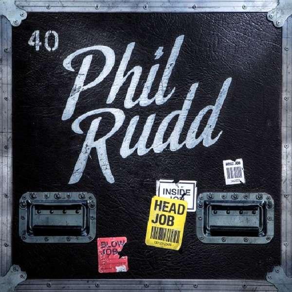 Phil Rudd (AC/DC) - Head Job (2014)