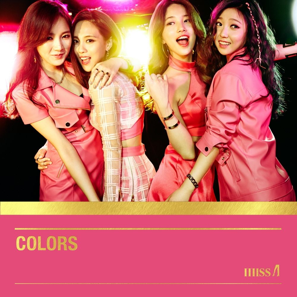 Miss A - Colors - Only You [Full 7th Mini Album] K2Ost free mp3 download korean song kpop kdrama ost lyric 320 kbps