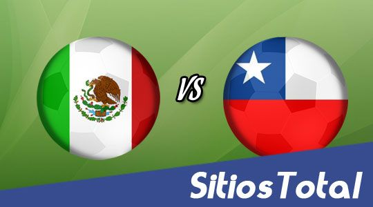 México vs Chile en Vivo