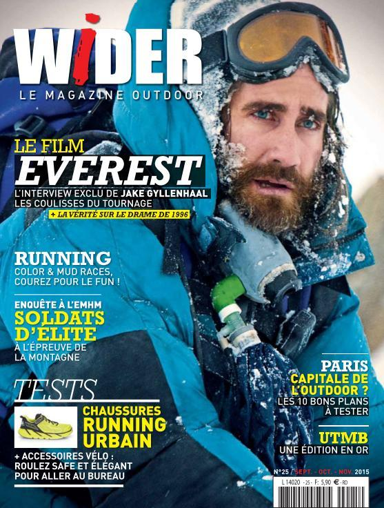 Wider - Septembre-Novembre 2015