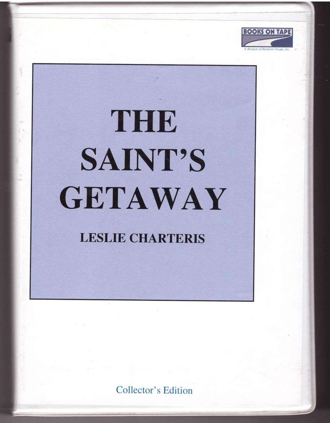 The Saint's Getaway, Charteris, Leslie