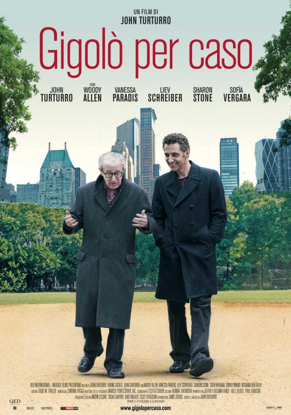 Gigolò per caso (2014) DVD5 Custom Ita