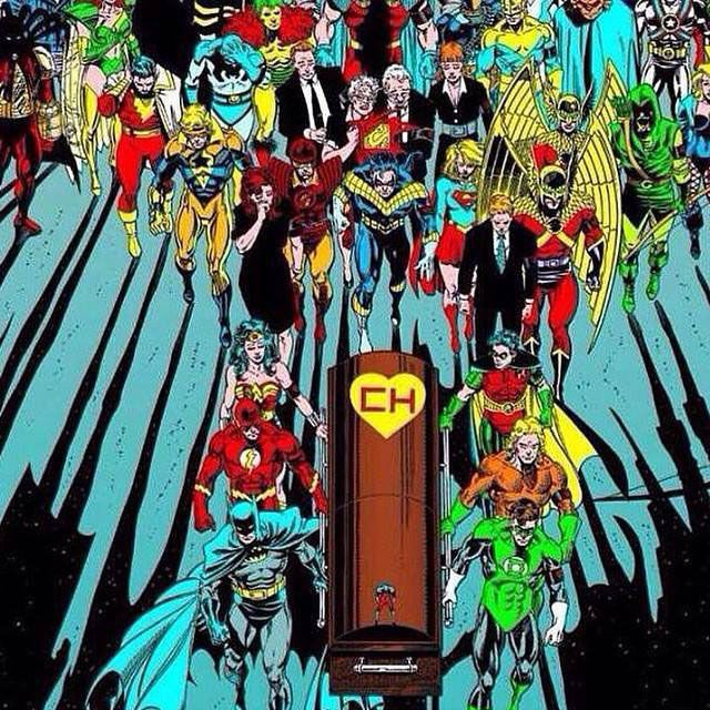 Chapolin Enterro DC Comics