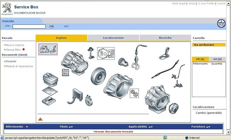 Peugeot Workshop Service Manual 5008 605 607 806 807 Ranch