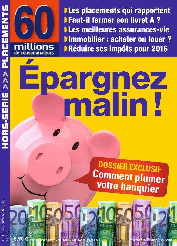 60 Millions de Consommateurs Hors-Série - Octobre-Novembre 2015