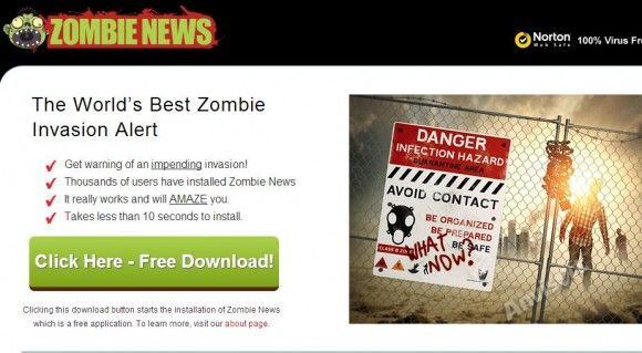 Remove Zombie News