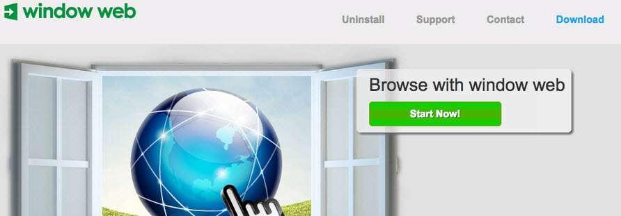 Usuń WindowWeb