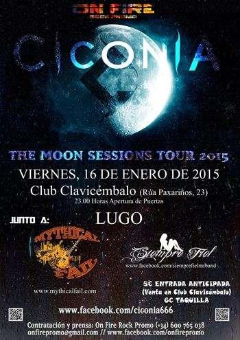 Ciconia Lugo