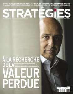Stratégies - 3 Septembre 2015