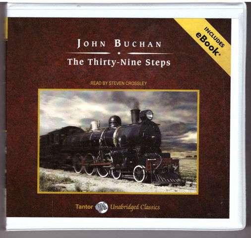The Thirty-Nine Steps, Buchan, John