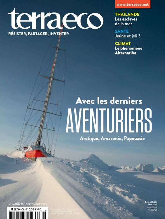 Terra Eco 70 - Septembre 2015