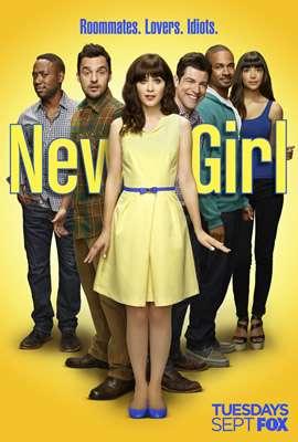 New Girl – S04E17 – Spiderhunt