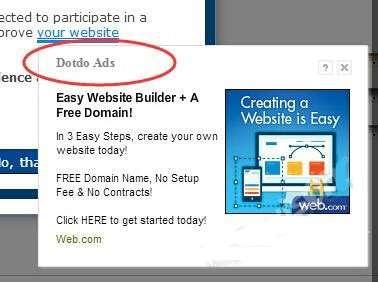 Remove Dotdo Ads