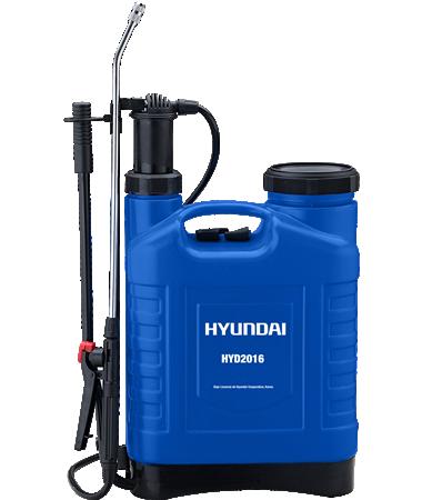 Aspersora Bomba Fumigadora Manual Hyundai 20 Lt Hyd2016