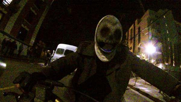 Anarchy: La noche de las bestias 2014