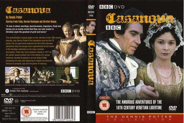 Casanova 1971 mini series