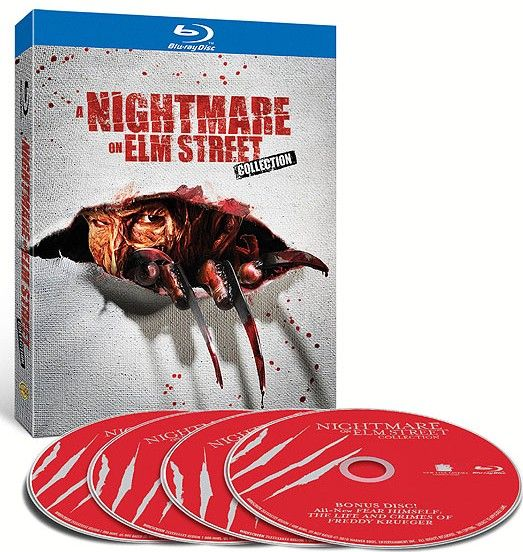 A Nightmare On Elm Street Collection (1984-1994) FULL HD 1080p AC3 ITA AC3+DTS ENG Subs.DDN