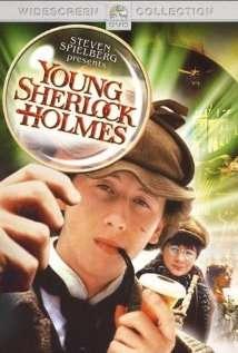Thời trai trẻ của Sherlock Holmes