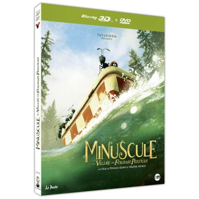 Minuscule: la Valle delle Formiche Perdute (2014) BluRay Full 3D AVC DTS HD - DDN