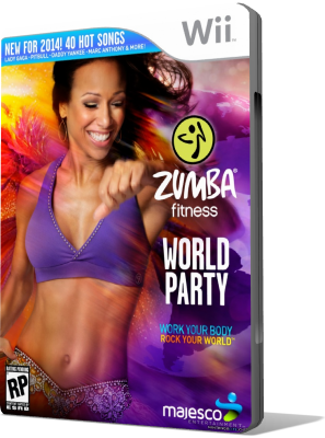 [WII] Zumba Fitness World Party (2013) - FULL ITA