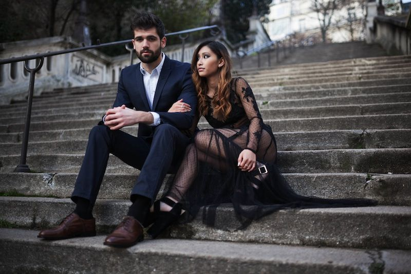 blog mode couple paris tenue de fêtes