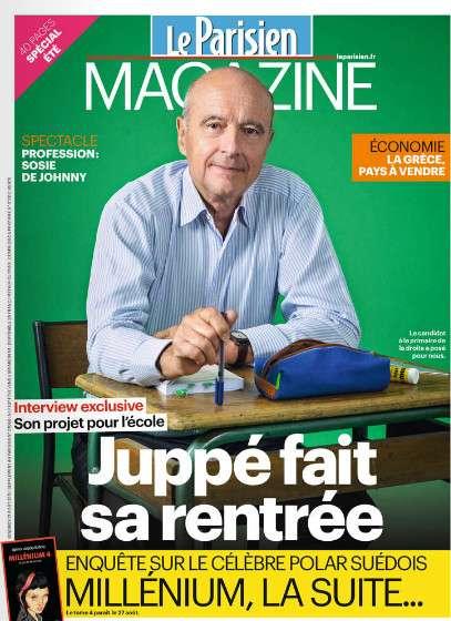 Le Parisien Magazine du vendredi 21 Aout 2015