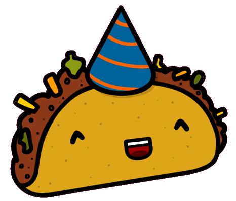 Happy Party Taco!