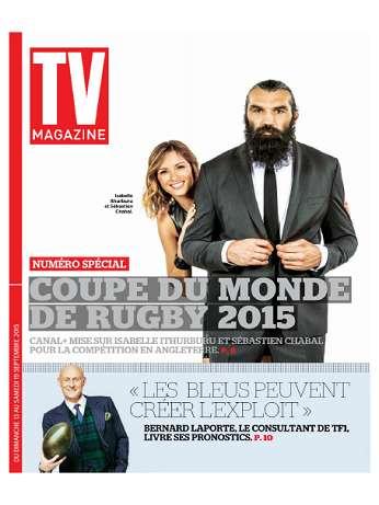TV Magazine Du Dimanche 13 Septembre 2015