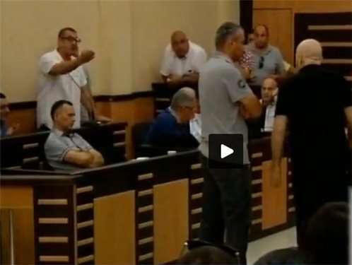 საქალაქო სასამართლოში, კორტების სპეცოპერაციის საქმეზე ბრალდებული სპეცრაზმელები დაკითხეს