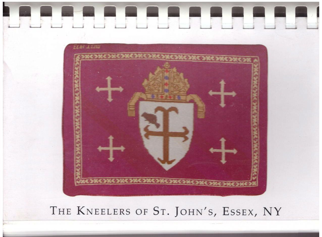 The Kneelers of St John's Episcopal Church, Essex, NY New York, David Hislop Betsy Brooks Tisdale