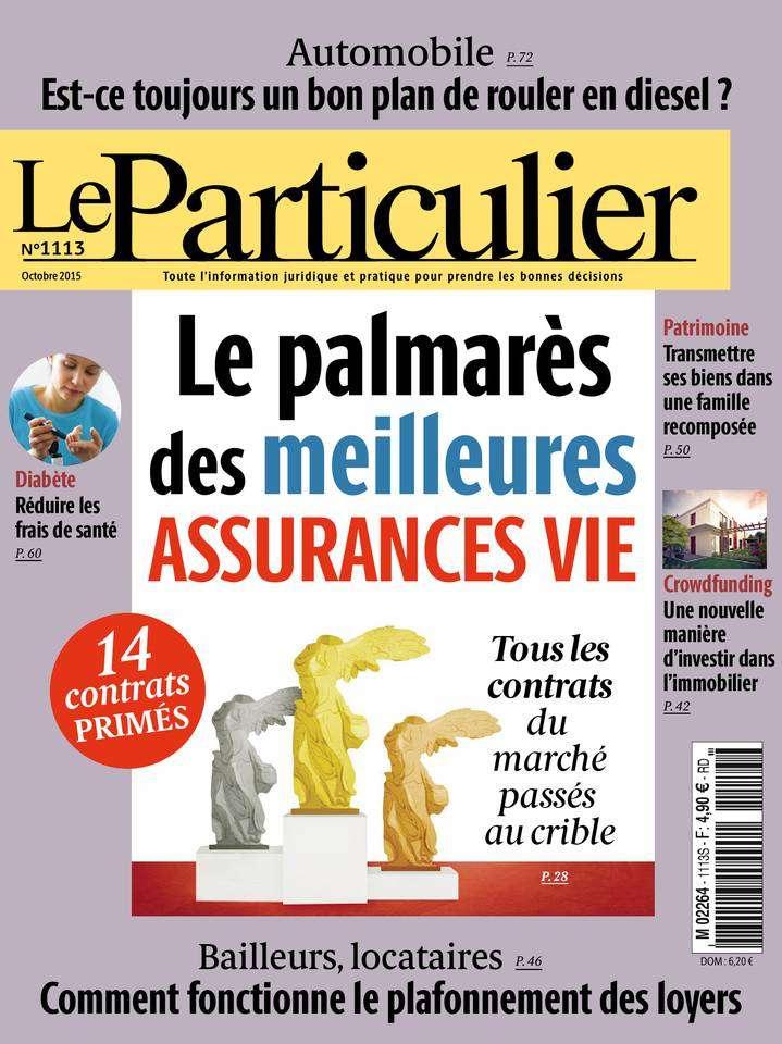 Le Particulier 1113 - Octobre 2015