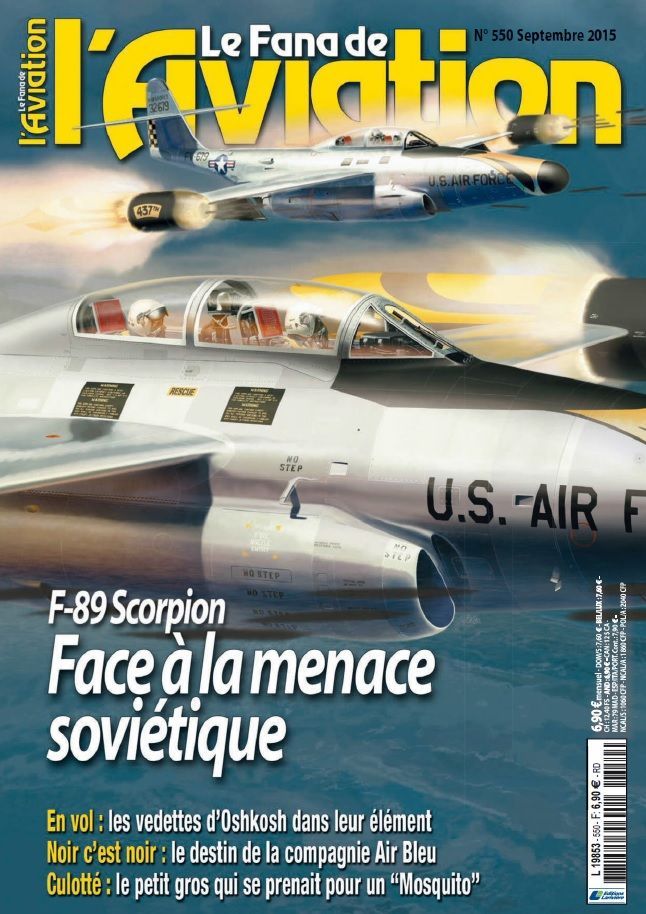 Le fana de l'aviation – Septembre 2015