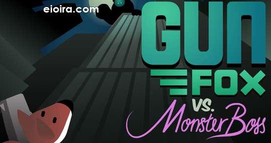 GunFox vs MonsterBoss Logo