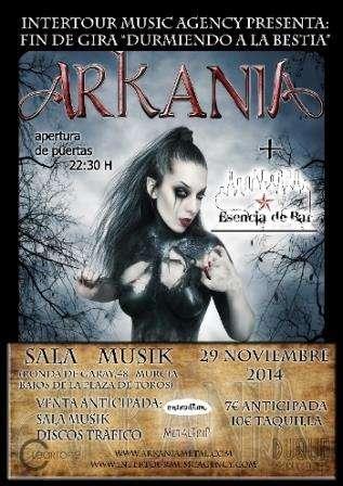 Arkania cartel Murcia