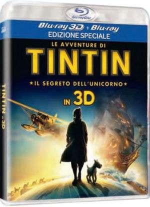Le avventure di Tintin - Il segreto dell'Unicorno 3D (2011) MKV Half-SBS 3D 1080p DTS ITA ENG + AC3 Subs - DDN