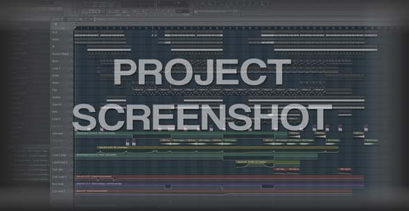 FL Studio Project Screenshot