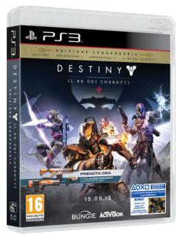 [PS3] Destiny: The Taken King Legendary Edition (2015) - FULL ITA