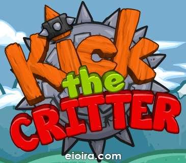 Kick The Critter Logo
