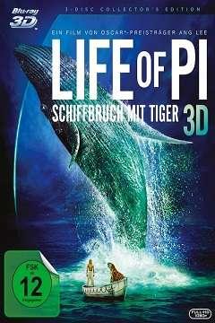 Pi'nin Yaşamı - 2012 BluRay 1080p DuaL MKV indir