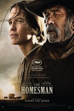 The Homesman - 2014 BluRay 1080p x264 DTS MKV indir