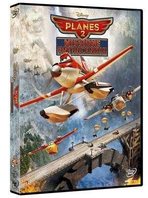 Planes 2 - Missione Antincendio (2014) DVD9 Copia 1:1 Multi ITA - DDN