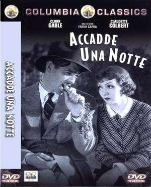 Accadde una notte - It Happened One Night (1934) Dvd5 Custom ITA - MULTI