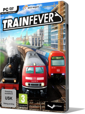 [PC] Train Fever (2014) - ENG