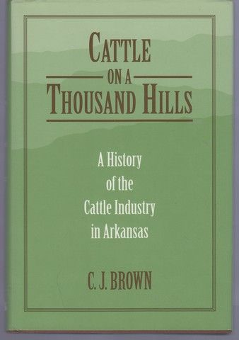 CATTLE ON A THOUSAND HILLS, BROWN, C.J.