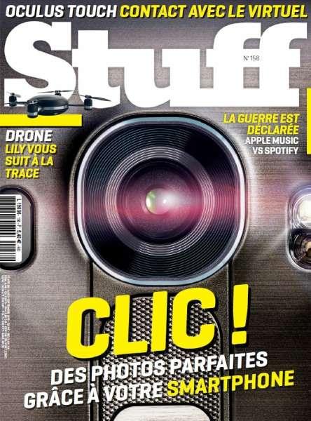Stuff France – Septembre 2015