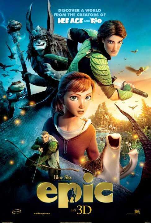 Epic 3D (2013) BluRay Full AVC DTSHD ENG DTS ITA Sub - DDN
