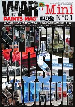 War Paints Magazine Mini - 01 Septembre 2015